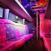 16 Seater Boogie Party Bus