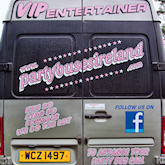 16 Seater VIP Entertainer