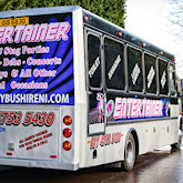 27 Seater VIP Entertainer Party Bus