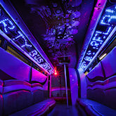 28 Seater Boogie Party Bus