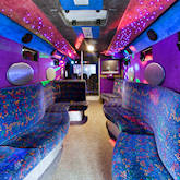 28 Seater Party Wagon Bus