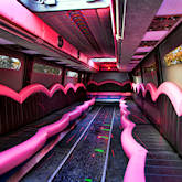 49 Seater VIP Entertainer - Ireland's Biggest Party Bus