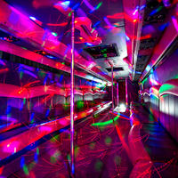 47 Seater VIP Entertainer Party Coach interior 2