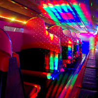 59 Seater VIP Entertainer interior 2